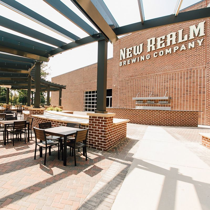 New Realm Brewery building