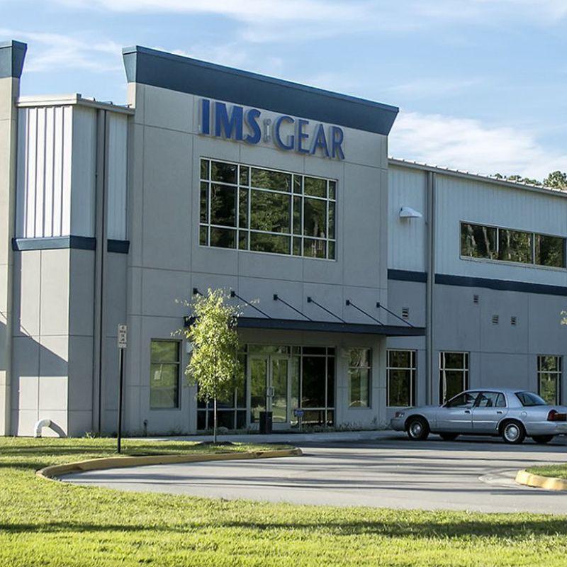IMS Gear building