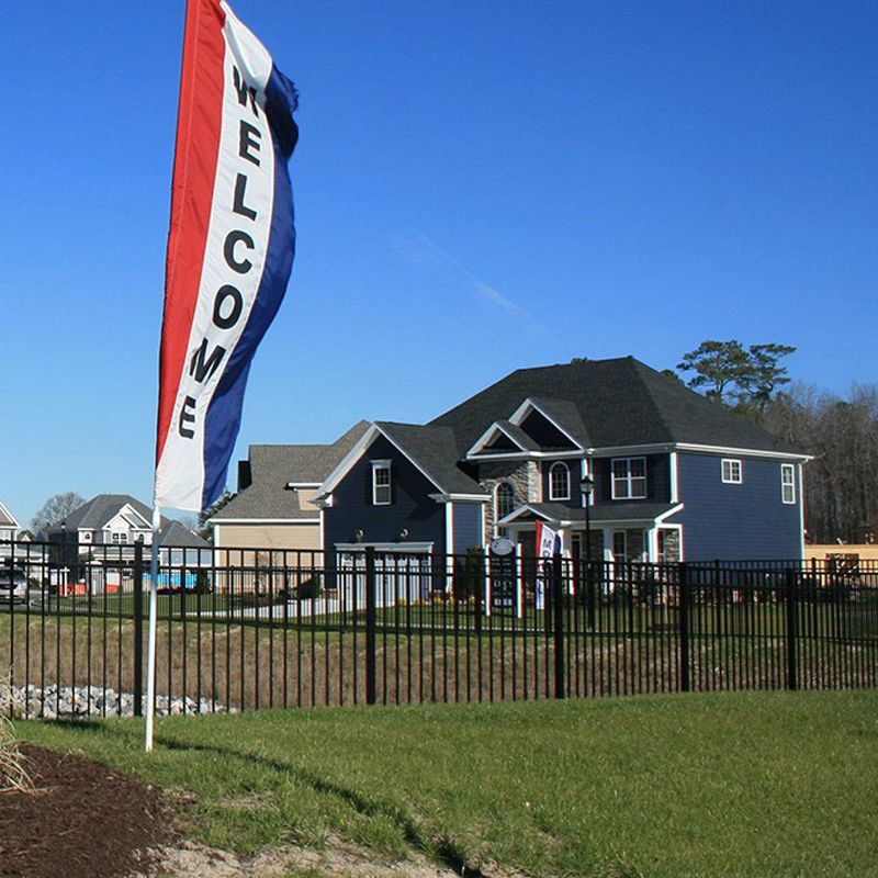 West Neck Commons residences