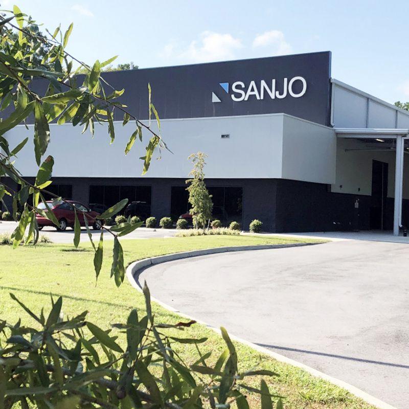 Sanjo building