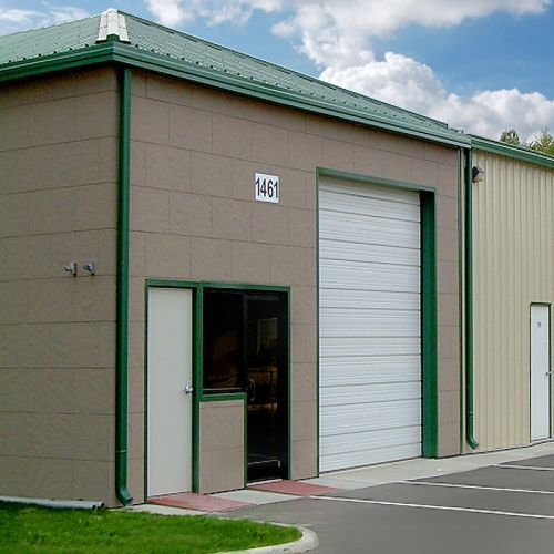 Vector Park warehouse