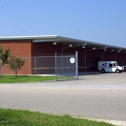 US Post Office remodel